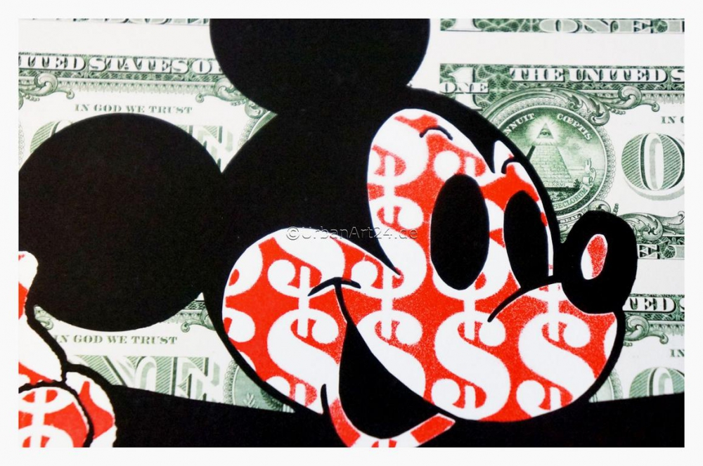 Mickey Money Blood Red