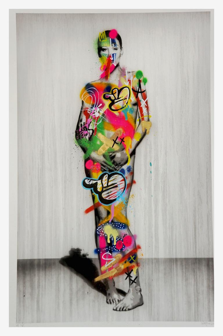 Martin Whatson Cover Up ap Druck